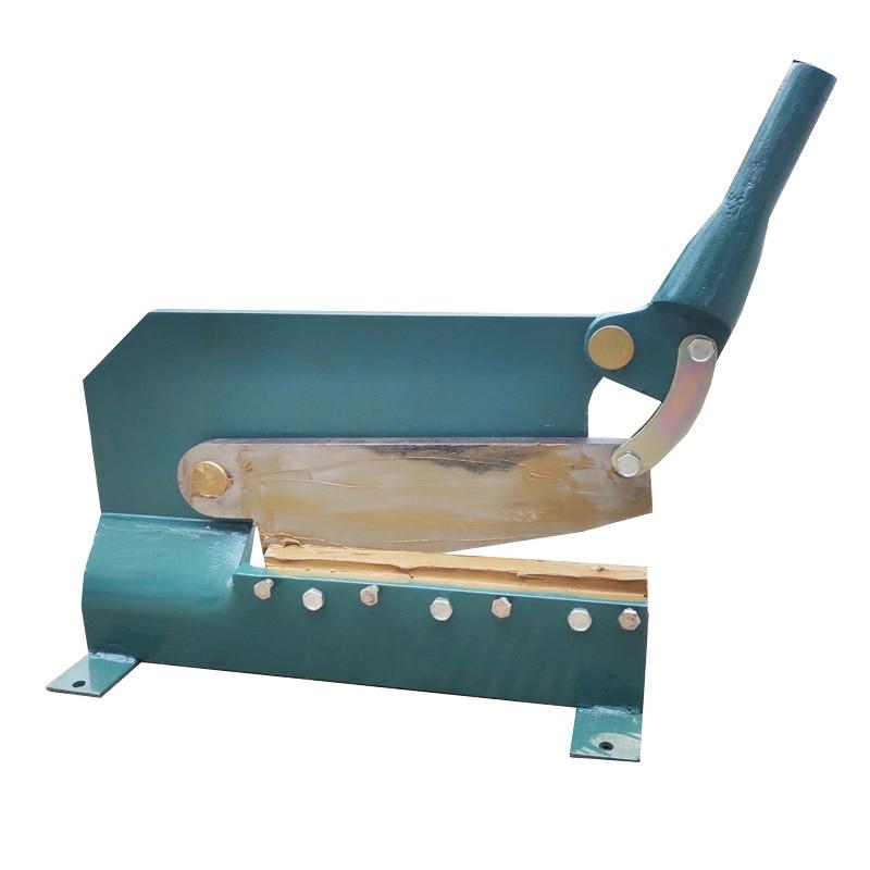 دليل آلة قطع ألواح معدنية المهنية الفولاذ الصناعي المقاوم للصدأ ألومنيوم حديد لوحة مقص القاطع 20 سنتيمتر
