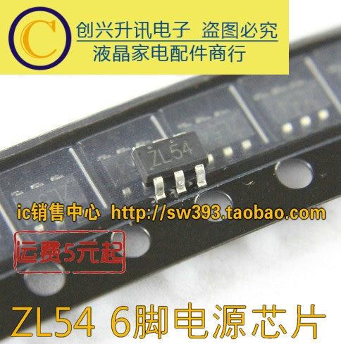Original 5pcs/ KB4317 ZL54 XR3081 SOT23-6
