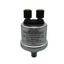 KUS Механический датчик давления масла NPT 1/8 NPT 1/4 M10 * 1 для 5 бар 10 бар манометр