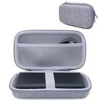 hard drive case power bank portable charger high capacity 10000mah 26800mah 20000mah external battery case for ankerromoss