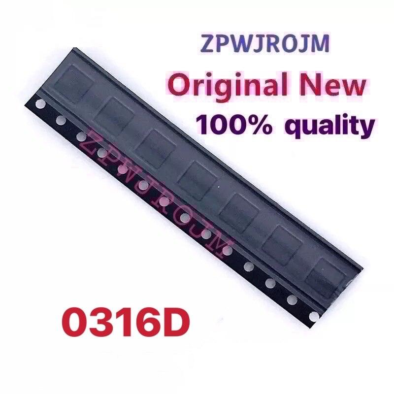 3-10pcs U3601 STM32L031E6Y6D 0316D for iphone 7 7plus solve key button freezes