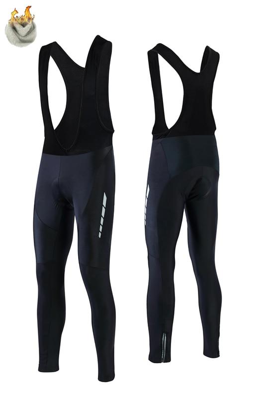 Pantalones térmicos con almohadilla de Gel 9D para Ciclismo, calzas acolchadas para...