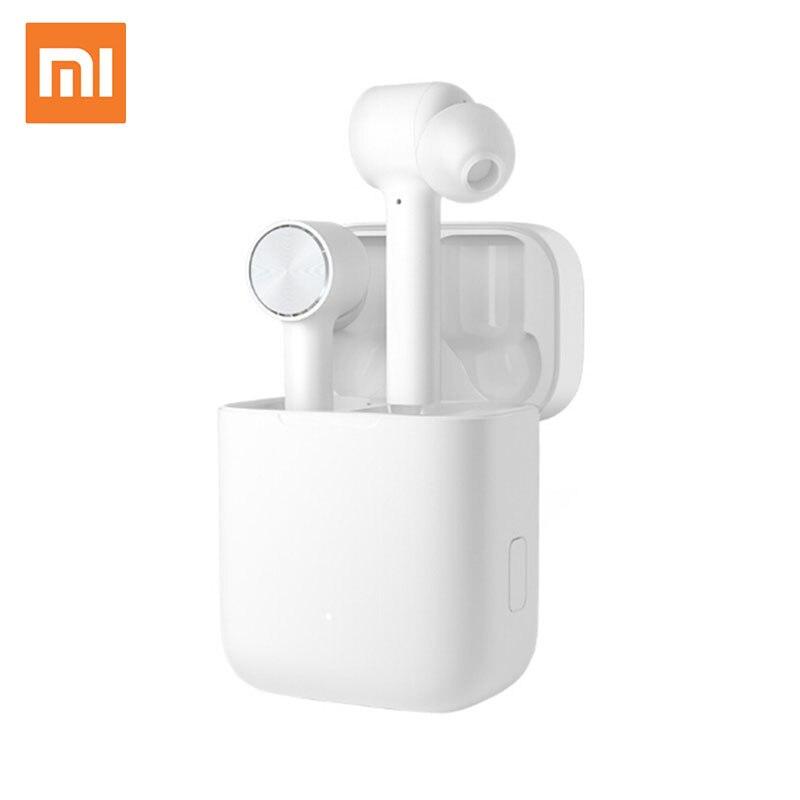 Original Xiaomi Air TWS Headset Bluetooth Wireless Stereo Kopfhörer ANC Schalter ENC Auto Pause Tap Control Airdots Pro Heißer seel