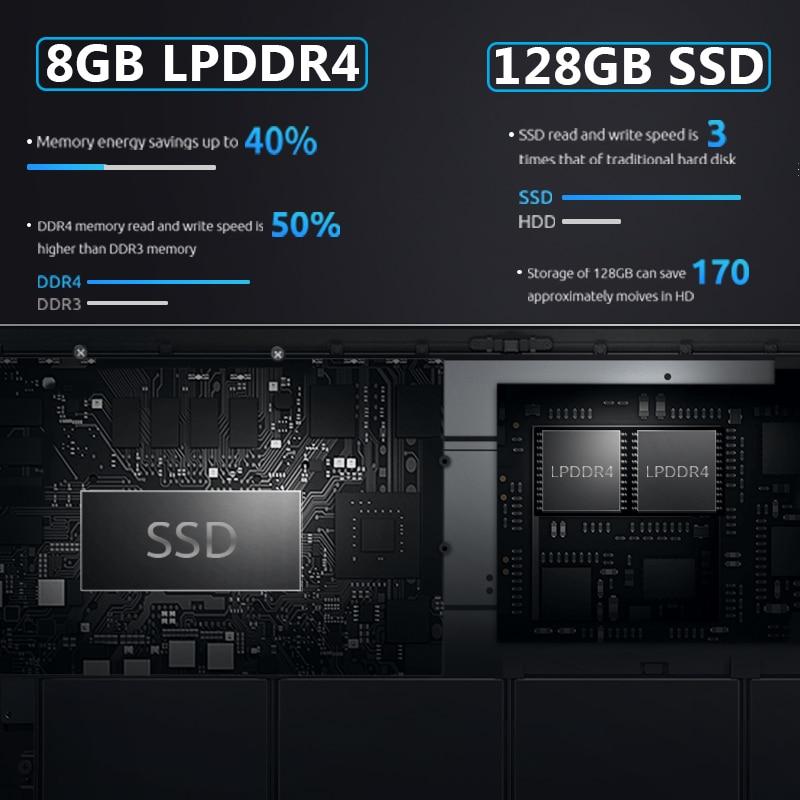 BMAX X15 15.6Inch laptop Intel 4120 CPU  Quad Core windows10 Notebook 1920*1080 8GB RAM 128GB SSD Dual Wifi HDMI USB GameLaptops