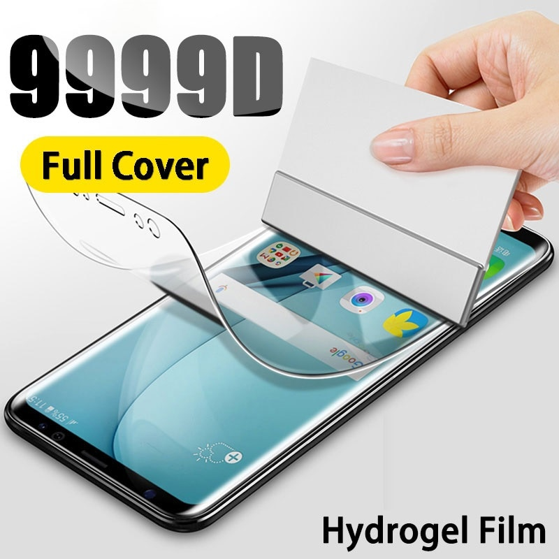 Hydrogel Film for Samsung J7 2017 J5 2016 J3 2015 9H HD Screen Protector on Galaxy A5 2017 J1 2016 Not Tempered Glass
