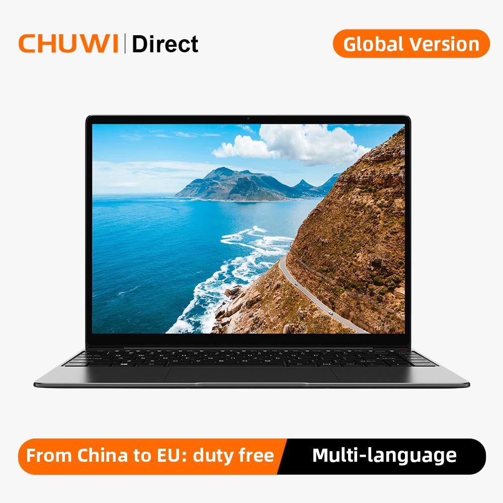 Review CHUWI CoreBook X 14 Inch 2160*1440 Display Intel Core i5-8259U 4 Cores 8 threads DDR4 8GB 512GB SSD Windows 10 Laptop