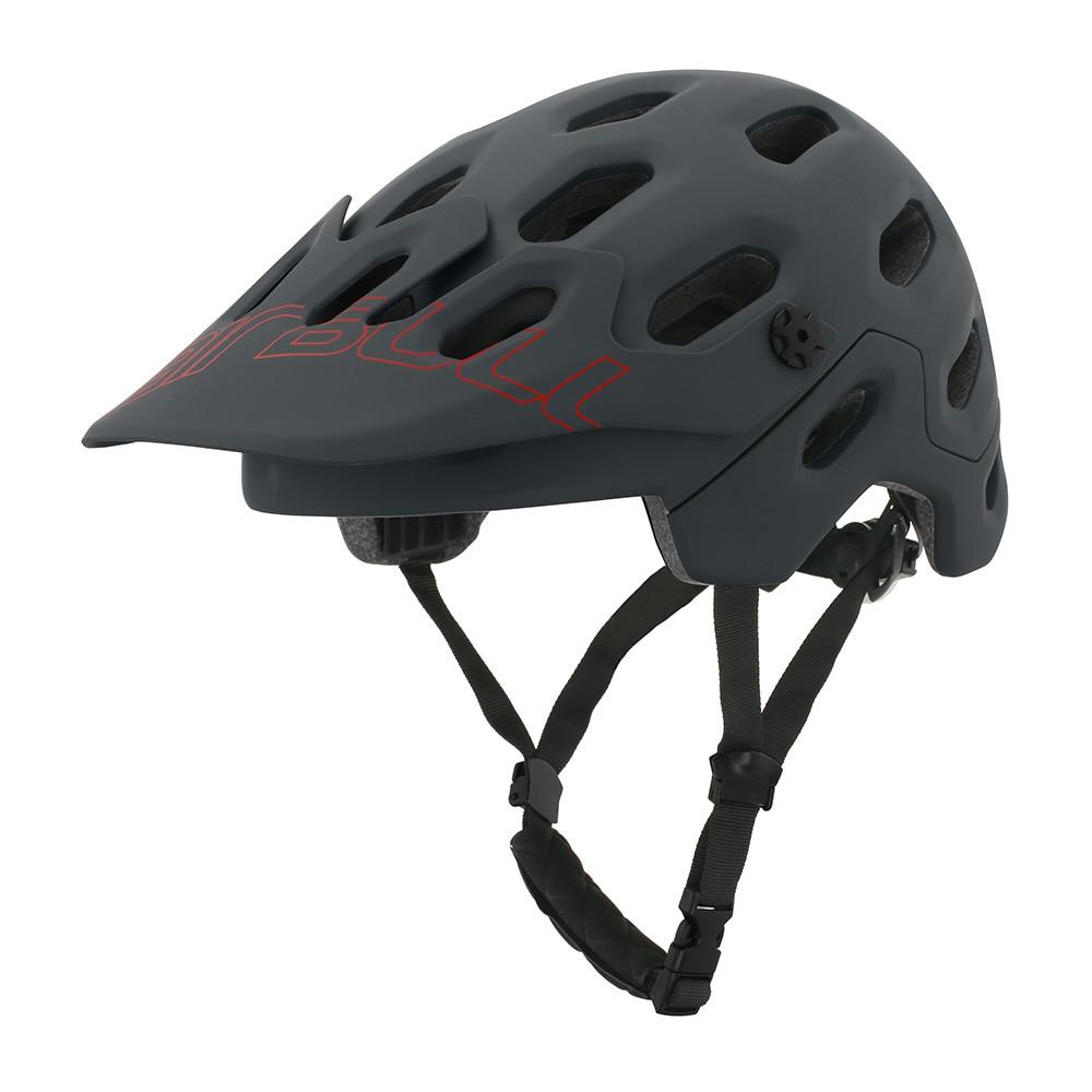 WEST BIKING-Casco de bicicleta Trail XC, para ciclismo de montaña o carretera,...