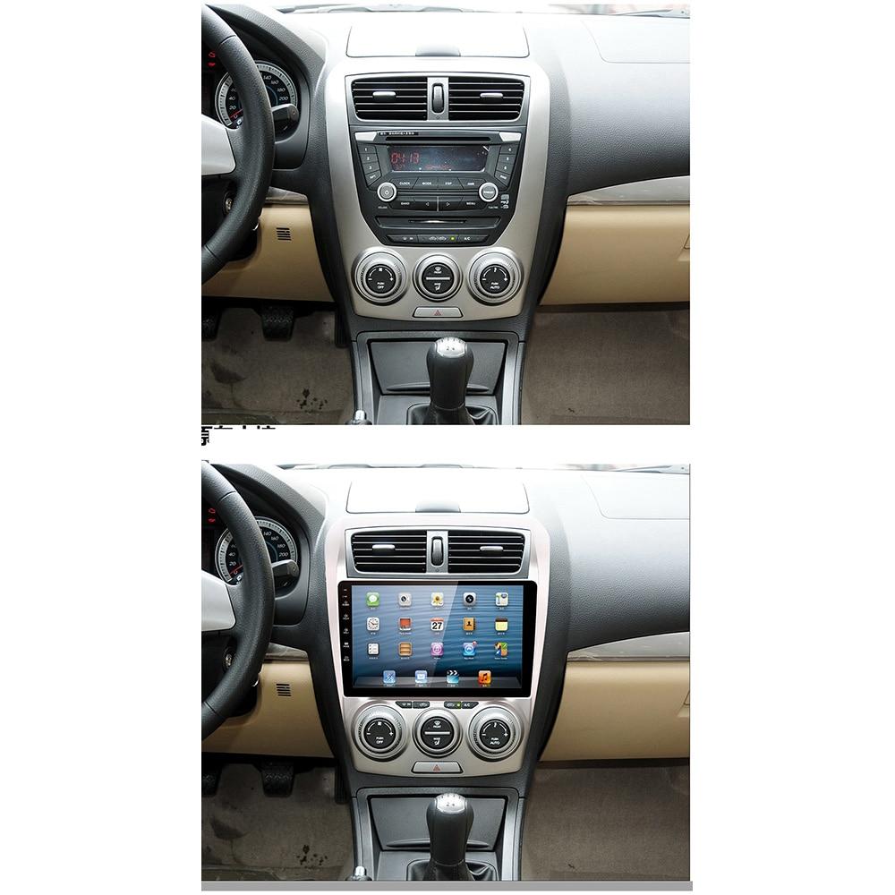 10,1 дюймовая Автомобильная панель для Pentium B50 2012, облицовка, аксессуары для аудио, рама, наборы, автомобильная рамка для DVD, приборная панель