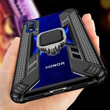 Étui robuste robuste pour Honor 9X 8X V20 V30 10 Lite 8A housse pour Huawei Nova 5i 5 6 SE Mate 20 X P40 Pro P30 Lite