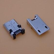 5pcs Micro USB connector for Asus Memo Pad FHD 10 102A ME301T ME302C ME372 T ME180 ME102 K001 K013 charging port jack