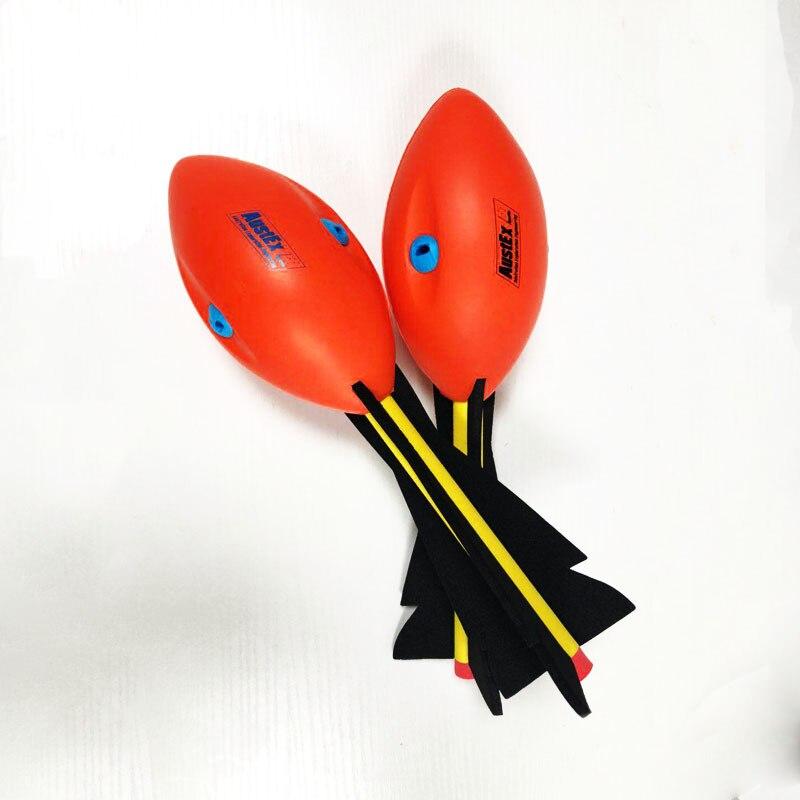 Pelota cohete espuma de poliuretano respetuoso con el medio ambiente soporte Personalización de todas las formas