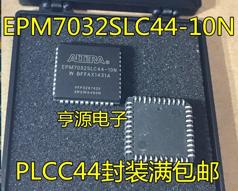 5pcs/lot   EPM7032 EPM7032SLC44-10N