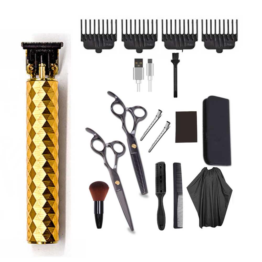 المهنية النحت القاطع المقص الشعر جزازة المتقلب ماكينة حلاقة كهربائية آلة حلاقة تصفيفة الشعر قطع قابلة للشحن للرجال