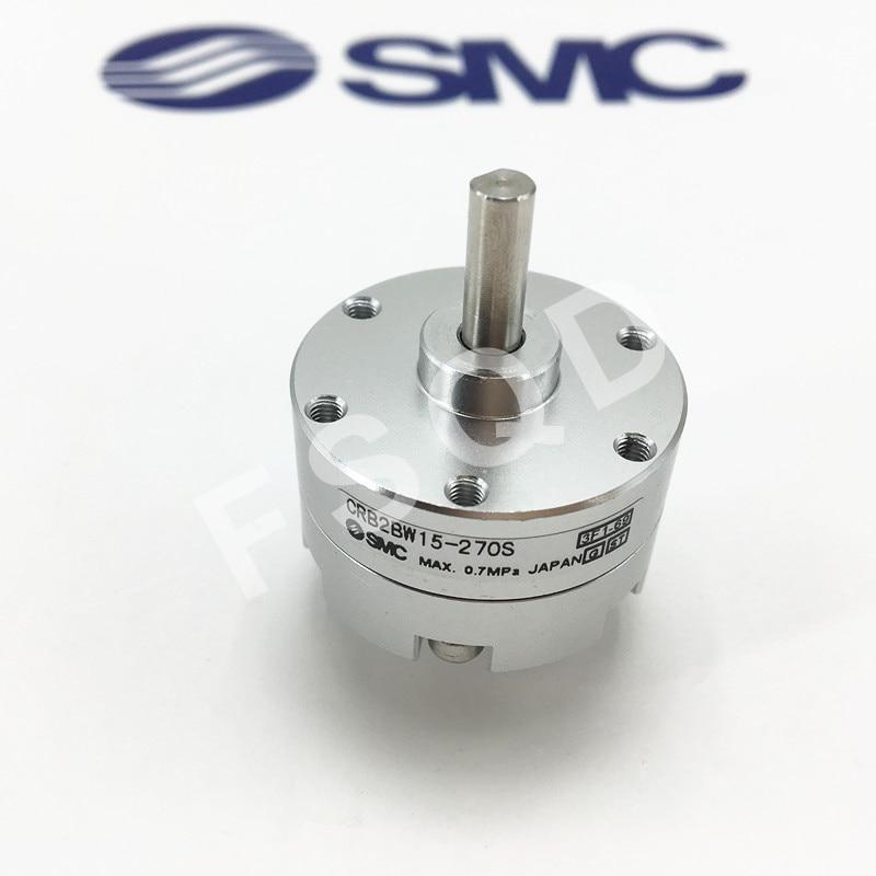 CRB2BW15-180S CRB2BW15-270S SMC tipo paleta cilindro oscilante componente neumático de cilindro de aire herramientas de aire CRB2BW series