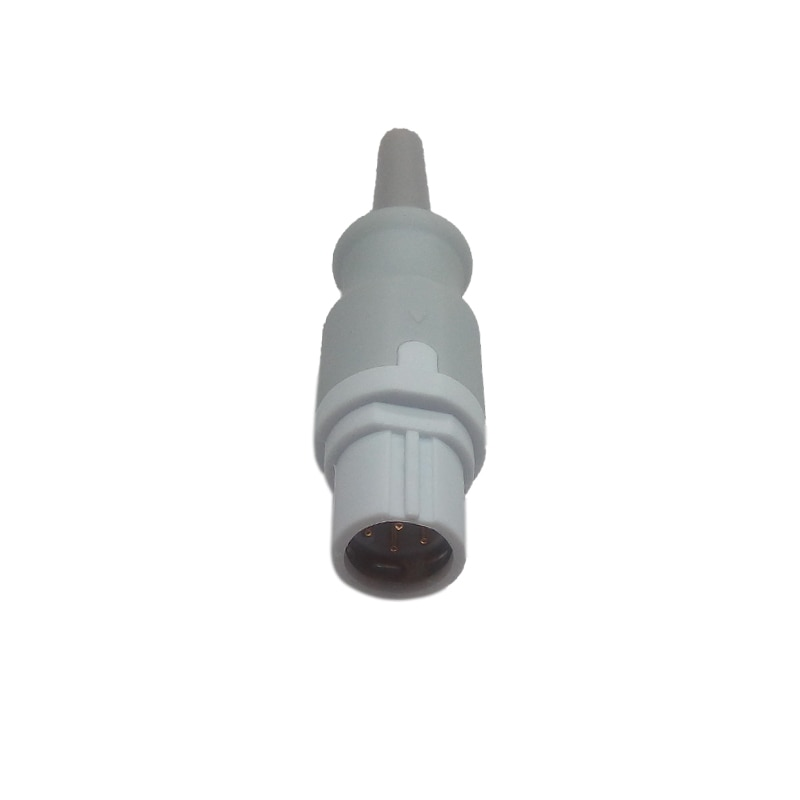 7 Pin Temperature Connector Assembled Used for Siemens Patient Monitor Temp Sensor