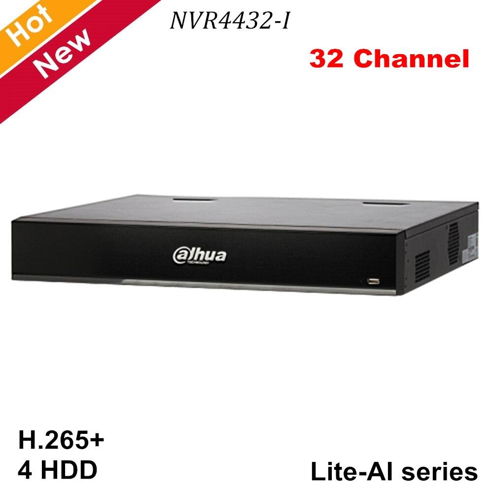 Новый сетевой видеорегистратор Dahua NVR 32 Ch 1.5U AI Smart H.265 + 32 канала IP видео доступ до 12 фото лица для ip-камер