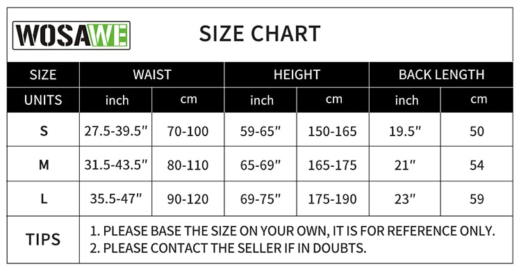 WOSAWE Motorcycle Jacket Protection Body Armor Motocross Moto Jacket Protective Gear Motorcycle Jackets Knee Protector Elbowpads enlarge