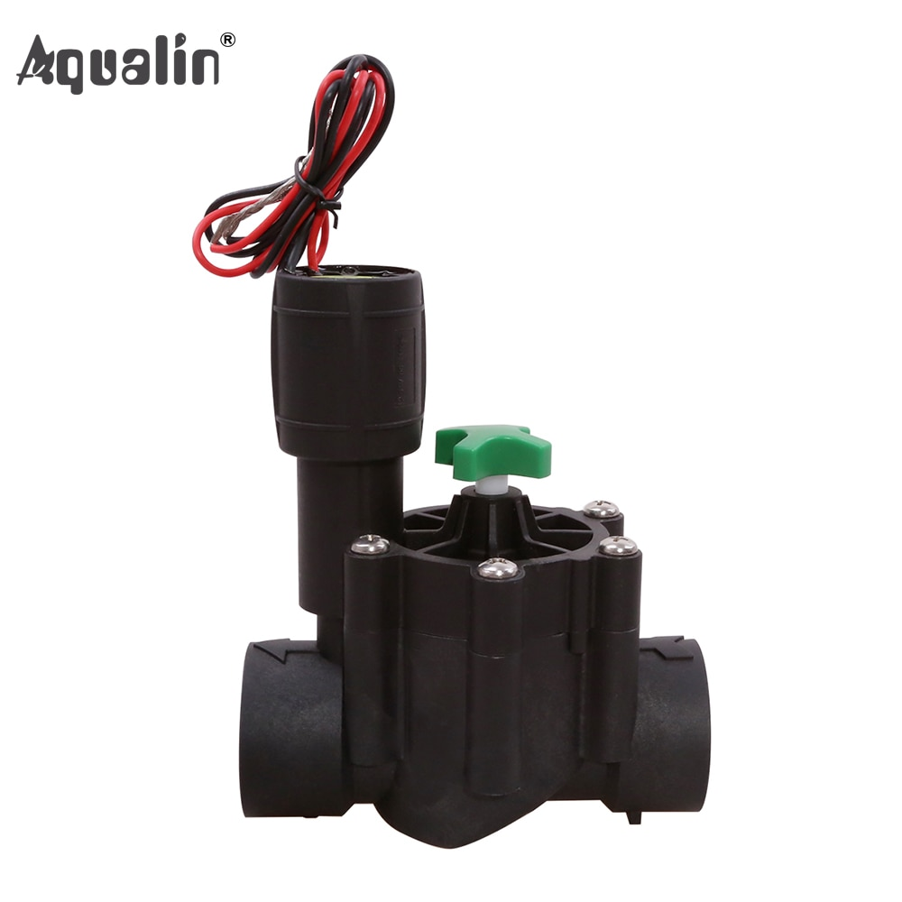 3/4\'\' 1\'\' 2\'\' 3\'\' Industrial Irrigation Valve 9-20V DC Solenoid Valves  Garden Controller Used in 10467 and 21873 Controller