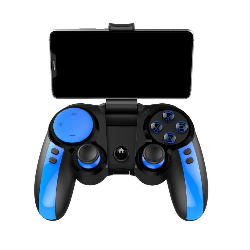 2021 New Gamepad Bluetooth-compatible Wireless Joystick Trigger Stretchable Game Controller For Android IOS PC PUBG Mobile