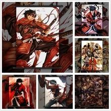 Drifters Shimazu Toyohisa Hijikata Toshizo Anime Manga HD impression affiche murale défilement