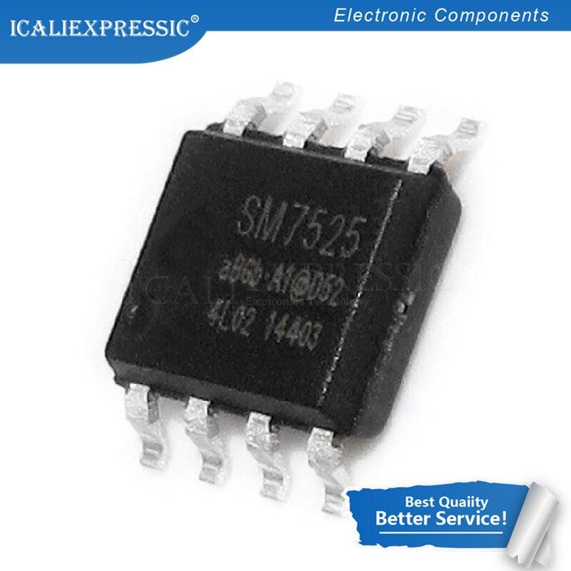 10PCS SM7525 SOP8 7525 SOP-8 SOP