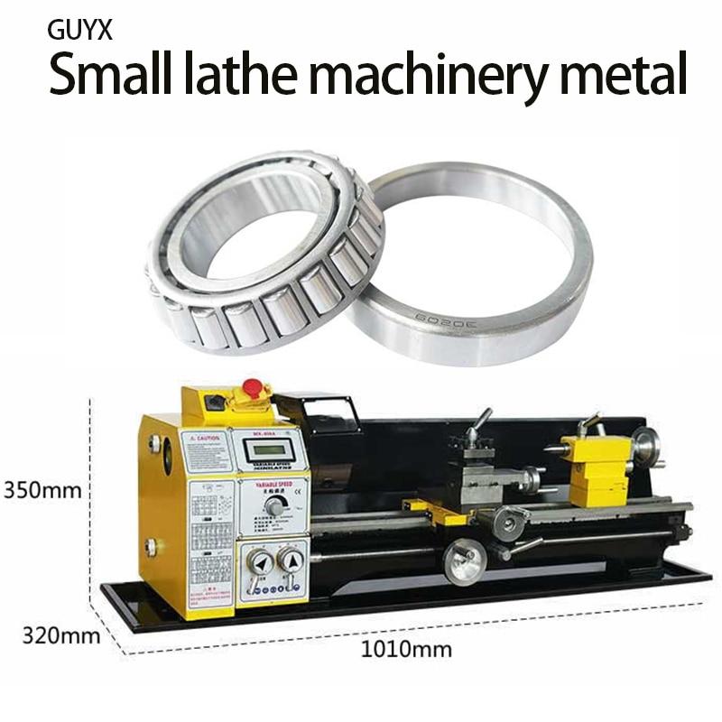 Pequeno multi-funcional do agregado familiar 220v carpintaria pequeno torno de processamento de metal handball máquina de beading