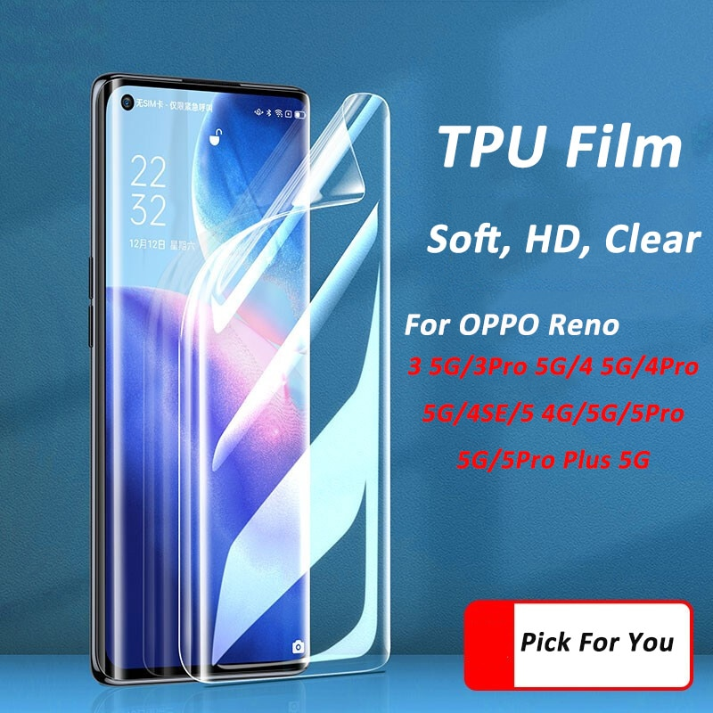 for-oppo-reno-5-4-3-pro-plus-4g-5g-4se-soft-tpu-screen-protector-no-scratch-safety-clear-protective-full-coverage-hydrogel-film