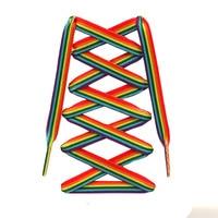 Радужные шнурки  #4