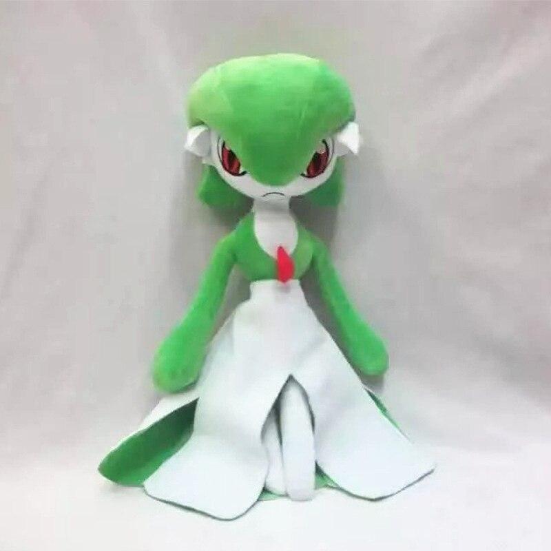 1 шт. 37 см Gardevoir плюшевые Eevee S Ex Gx Мега кукла отличная игрушка для детей Рождественский подарок