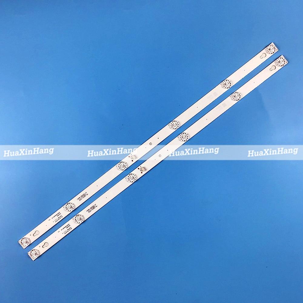 5 مجموعة = 10 قطعة 6LED LED الخلفية قطاع ل طومسون 32HB5426 TCL 32L2600 TL32P1A 4C-LB3206-HR03J HR01J TOT_32D2900 32HR330M06A5 V5