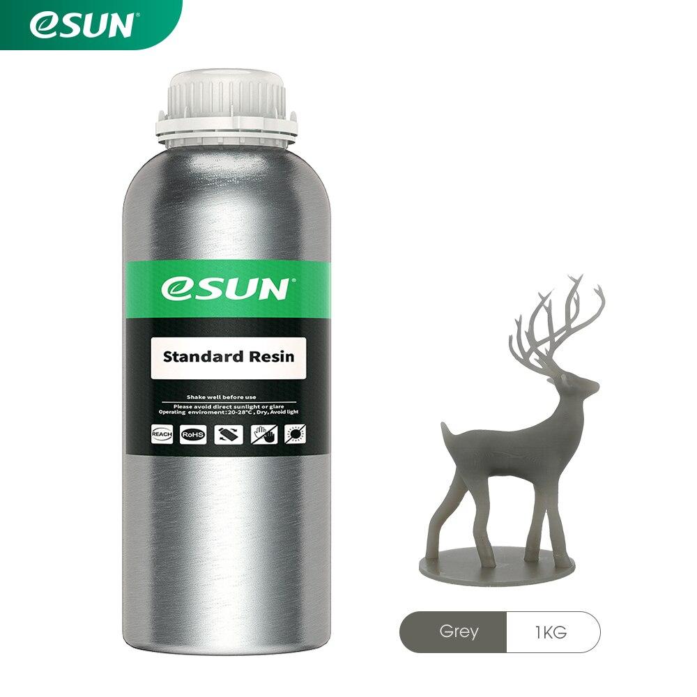 طابعة eSUN LCD UV 40nm القياسية الراتنج السريع طابعة ثلاثية الأبعاد للفوتون الأشعة فوق البنفسجية علاج LCD طابعة ثلاثية الأبعاد photopأوليمير الراتنج ا...