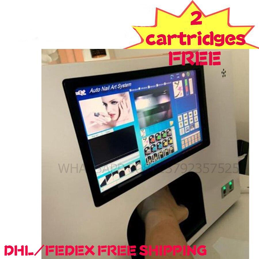 impresora digital de unas 5 manos unas impresion unas artificiales impresion