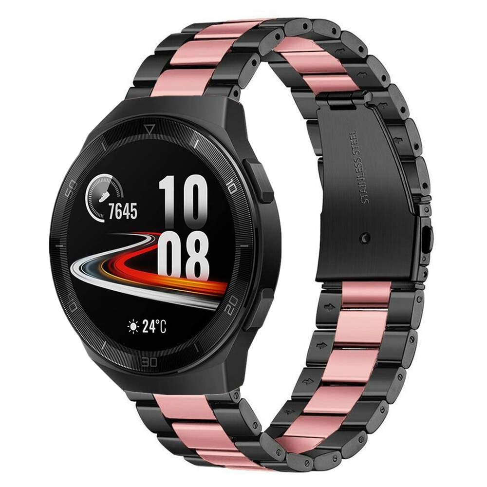 Correas de reloj gt2e para huawei watch gt 2e samsung galaxy watch active 2 Gear S3 frontier 46mm 42mm Ticwatch Pro, pulsera de correa