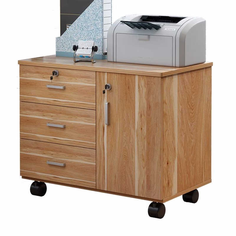 Деревянный металлический шкаф для офиса, записывающее устройство для офиса