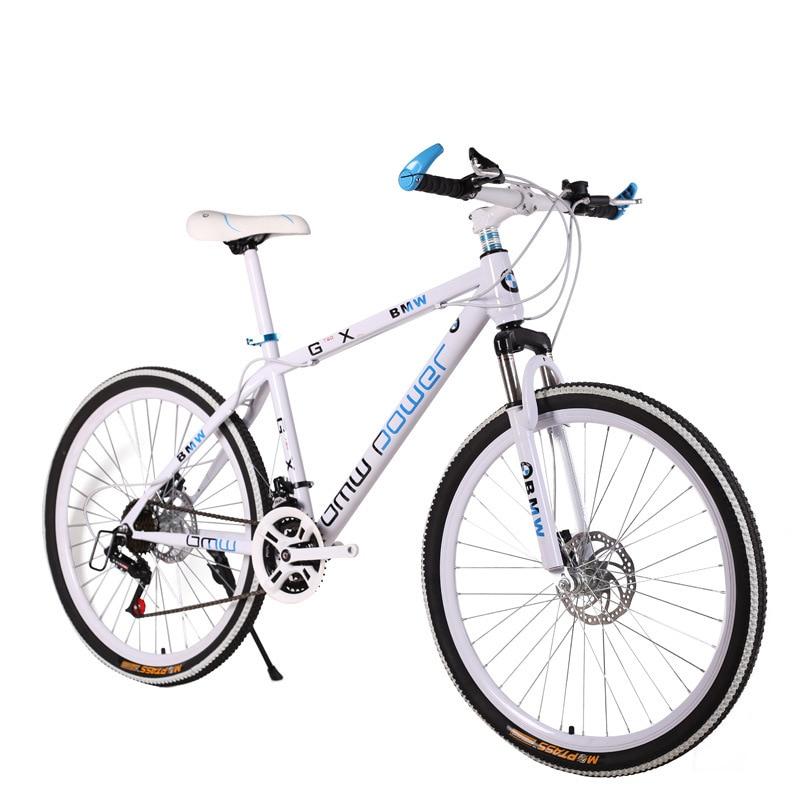 JOYLOVE 26-inch Mountain Bike 21-speed 24-speed 27-speed Mountain Bike Double Disc Brake Student Bike