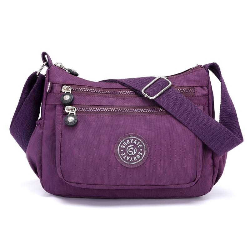 Bolsa feminina sacos para mulher 2019 crossbody sacos para mulher à prova dwaterproof água náilon bolsa de ombro bolsas bolso kiple