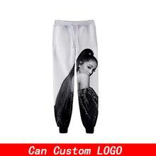 Ariana Grande impression 3D musique chanter pantalon hommes Hip Hop pantalon pantalon populaire décontracté haute qualité décontracté chaud pantalon