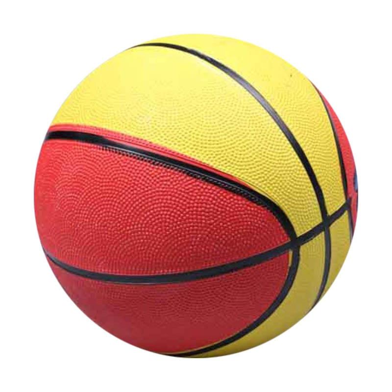 Genuine Regal No. 7 Fancy Basketball Color Basketball Rubber Basketball School Teaching Basketball