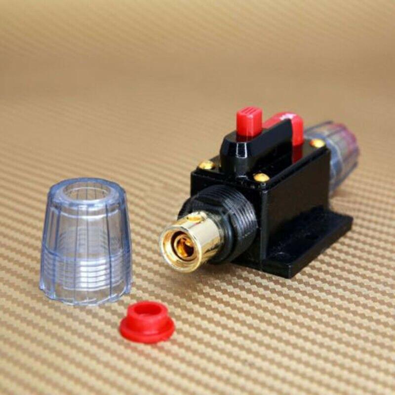 ¡OFERTA 2020! Interruptor de circuito impermeable con sistema Solar doméstico de 12v-24v CC funcional inversor fusible de reinicio