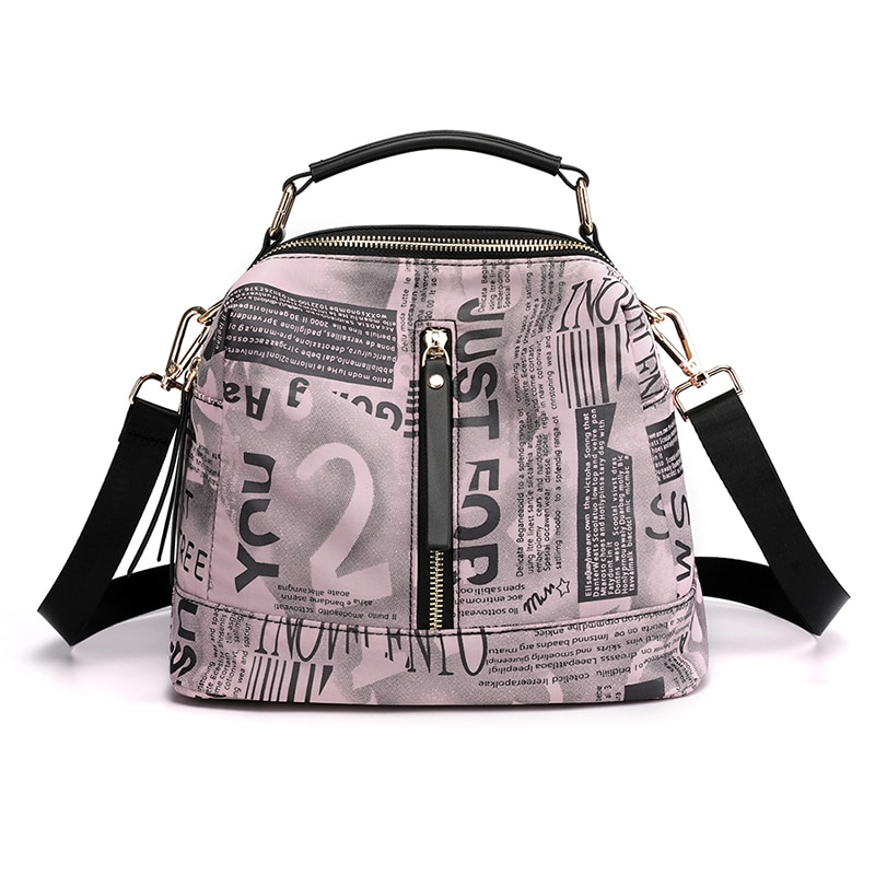 New Fashionable Laides Shouler Bags 2021 Oxford Handbags Casual All Match Crossbody