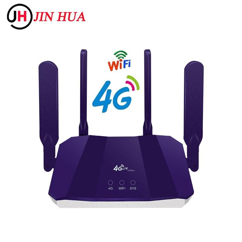 B818 فودافون Gsm مودم 4G راوتر لاسلكي واي فاي جهاز توجيه مزود بنقطة اتصال Cpe905 Lte دونغل بطاقة Sim المحمولة 4g موزع إنترنت واي فاي