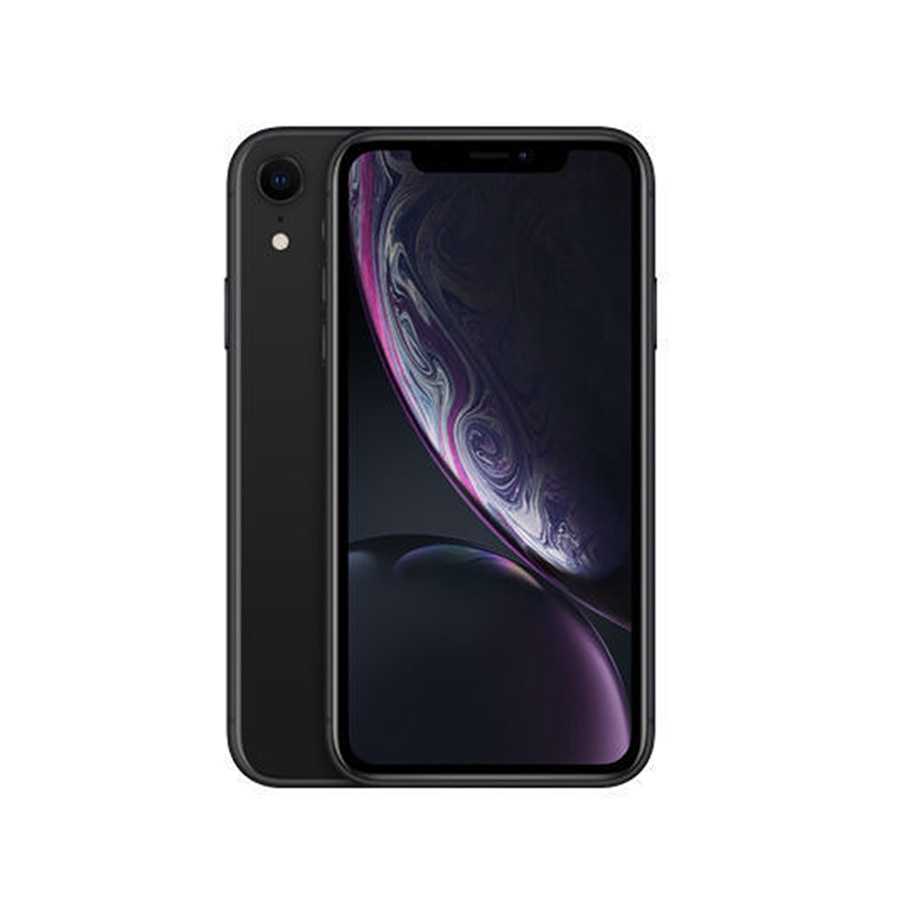 """6.1""""Original Apple iPhone XR Mobile phone All Tested Good With/No Face ID Used Smartphone 64GB/128GB ROM Cell Phone iOS 4G LTE"""