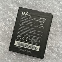 5pcs/2900mAh 3.85V original  Battery For Wiko V12BNL Mobile Phone Batterie Bateria Replace Parts