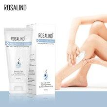 ROSALIND Haar Entfernung Creme Unterarm Hand Bein Körper Schmerzlos Effektive depiladora Gesichts Haar Remover Lightening Glatte Pflege