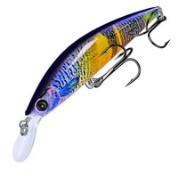 hot top 11cm25g durable swimbait bass hook artificial bait fishing lures fishing tackle