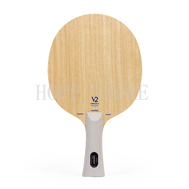 Genuine stiga EnergyWood V2 Table Tennis racket for Ping Pong Racket for professional players tablet tennis blade