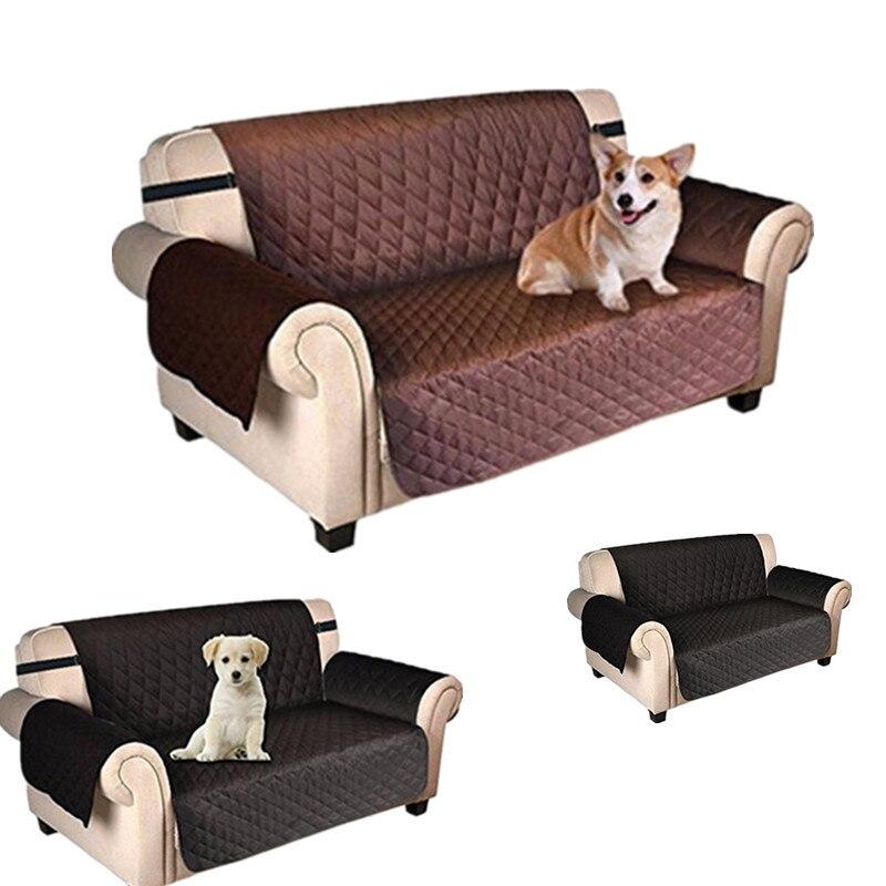 غطاء أريكة للكلاب للماء حامي تمتد مقعد أريكة عكسها الأثاث وفيسيت كرسي واحد/اثنين/ثلاثة مقاعد الغلاف