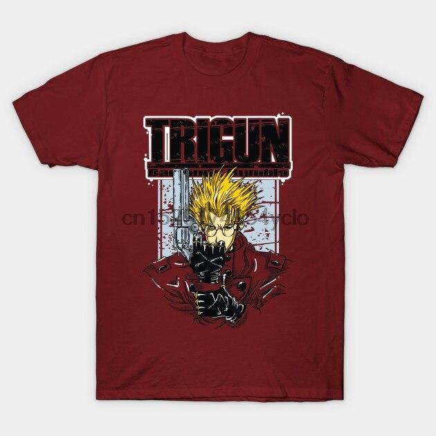 Мужская футболка Trigun Badland Rumble Футболка женская футболка