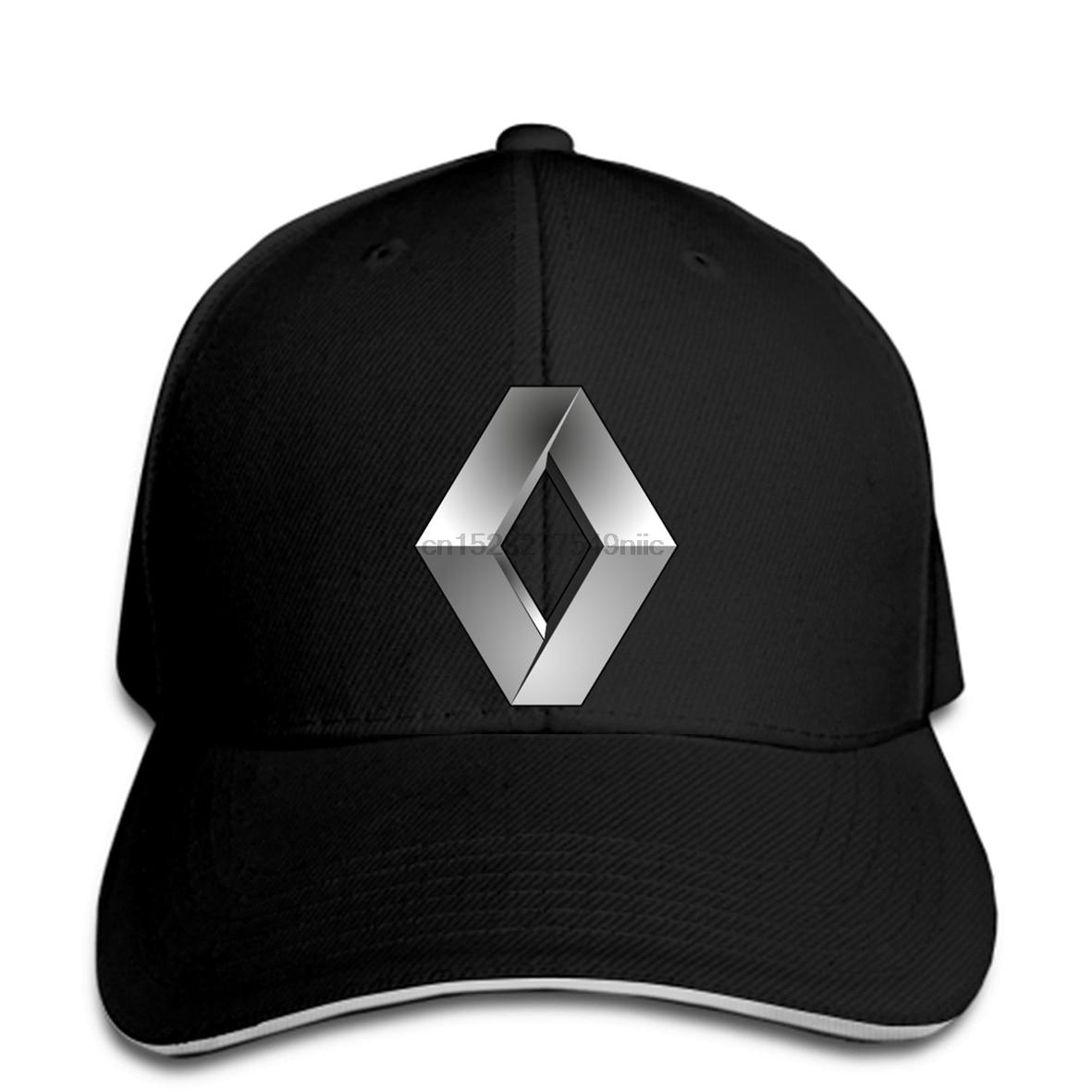 Men Baseball Cap Renault Auto  logo Snapback Cap Women Hat Peaked