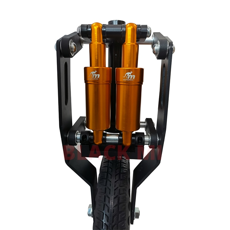 MONORIM DMX Front Suspension Upgraded Front Shock Absorber Kit For Ninebot MAX G30 G30D G30LP Electric Scooter Parts Accessories